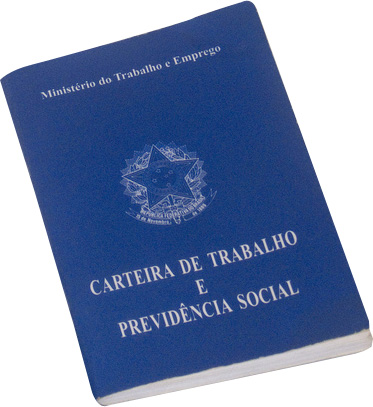 carteira de trabalho